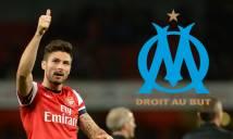 Marseille duyệt chi 20 triệu bảng cho Giroud