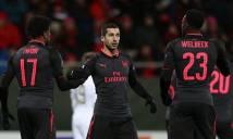 Kết quả bóng đá hôm nay 16/2: Arsenal nghiền nát đối thủ trên đất Thụy Điển