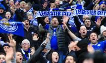 CĐV Leicester City thể hiện tình cảm với Ranieri