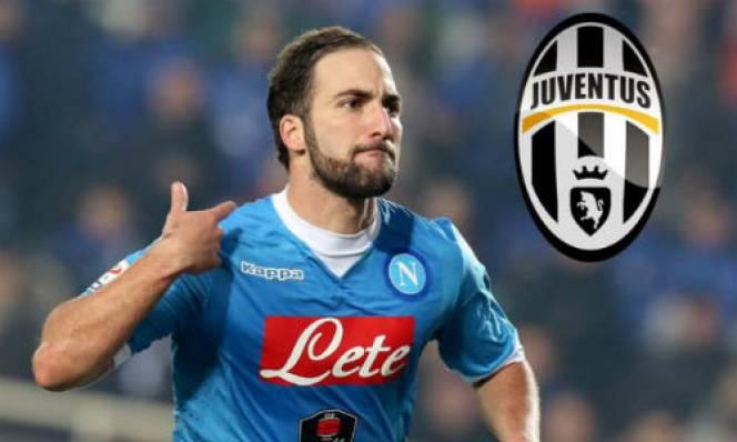 Juventus CHÍNH THỨC đón Higuain với giá kỉ lục