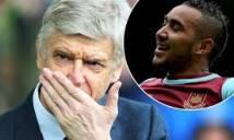 Điểm tin sáng 20/01: Arsenal sẽ không cần Payet