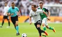 Đức vs Bắc Ireland, 01h45 ngày 12/10: Duy trì vị thế
