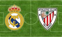 SOI SỐ BÀN THẮNG Real Madrid vs Athletic Bilbao, 02h30 ngày 19/04 (Vòng 33 La Liga)