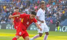 Thầy Park sẽ cho Công Phượng, Văn Toàn dự bị trước U23 Uzbekistan?