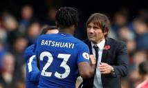 Chelsea nói lời cay đắng với Michy Batshuayi