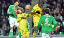 Nhận định Saint Etienne vs Nantes 21h00, 03/12 (Vòng 16 - VĐQG Pháp)