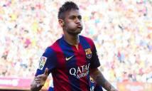 Thống kê bất ngờ về độ giàu có của Neymar
