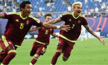 Hạ Uruguay trên chấm 11m, U20 Venezuela chính thức giành vé vào chung kết