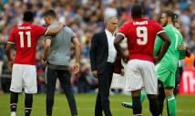 Chi 165 triệu mua sắm, Mourinho trắng tay lần thứ 4