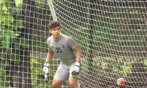 NÓNG: Thủ môn U.23 Malaysia dính nghi án dương tính doping tại VCK U.23 châu Á 2018