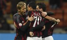NÓNG: AC Milan quyết
