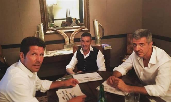 HLV Diego Simeone xác nhận tương lai