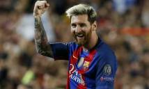 Messi và cột mốc đáng nhớ tại Barca
