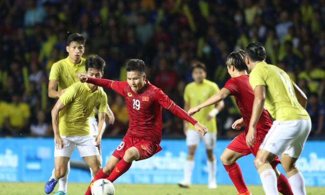 NÓNG: ĐT Việt Nam chung bảng Thái Lan, Malaysia, Indonesia tại vòng loại World Cup 2022