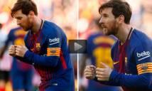 Messi ăn mừng lạ lùng chưa từng thấy đầy khó hiểu
