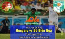 Hungary vs Bờ Biển Ngà, 23h00 ngày 20/05: Thử thách cho 'bầy voi'