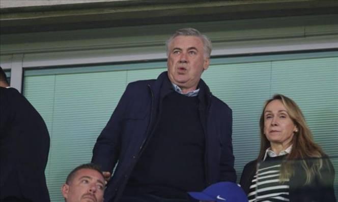 Carlo Ancelotti trở lại Stamford Bridge, sẵn sàng thay thế Conte?