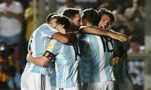 Messi rực sáng, Argentina sống lại hy vọng dự World Cup 2018