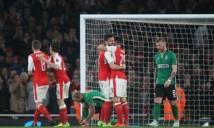 Thống kê ấn tượng của Arsenal sau màn vùi dập nhược tiểu Lincoln