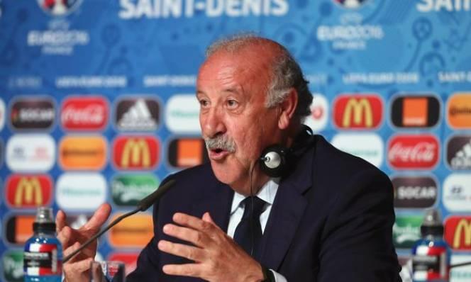 HLV Del Bosque xác nhận chia tay tuyển Tây Ban Nha