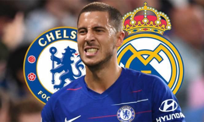 Hazard vẫn ước mơ được gia nhập Real