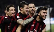 Đại thắng Verona, Milan hẹn Inter ở tứ kết Coppa Italia