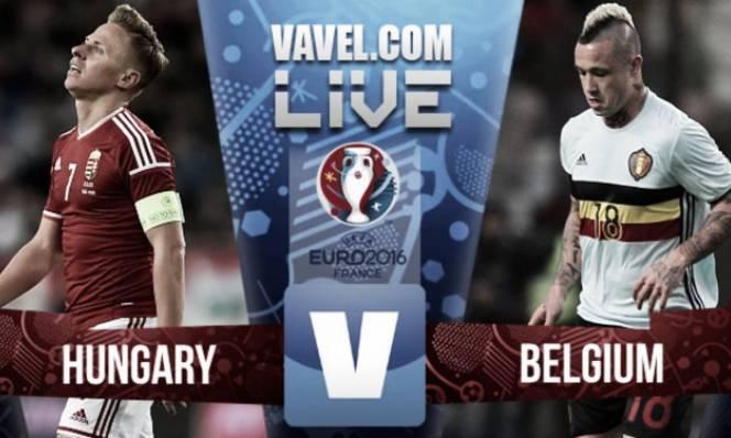 Hungary vs Bỉ, 02h00 ngày 27/06: Thách thức cho 'Quỷ đỏ'