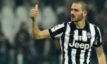 Chelsea bất ngờ 'đụng đá' trong thương vụ Bonucci