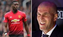 Perez gặp mặt Zidane nói 1 câu, 'siêu bom M.U' 180 triệu vỡ tan tành