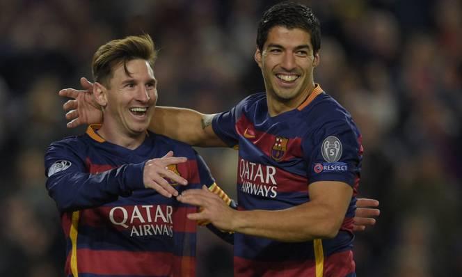Messi và Suarez tiết lộ thói quen SỐC trên truyền hình