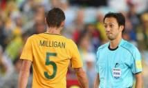 Xác định được trọng tài điều khiển trận chung kết lượt đi AFF Cup