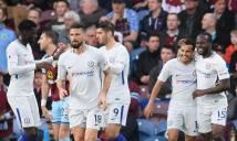 """Conte phấn khích với """"pháo hai nòng"""" của Chelsea"""