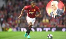 Mourinho thở phào khi 'chiến binh' của ông trở lại vào trận derby Manchester