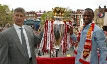 Patrick Vieira nói gì về khả năng làm HLV Arsenal?