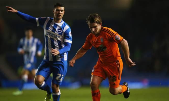 Brighton vs Ipswich Town, 02h45 ngày 15/02: Điểm tựa sân nhà
