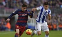 Barcelona vs Real Sociedad, 03h15 ngày 27/01: Số phận an bài