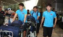 U22 Việt Nam bị lạc đồ ở sân bay, phải cử hai thành viên ở lại tìm