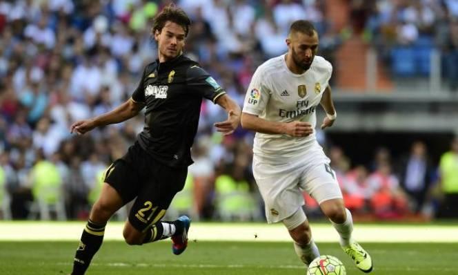 Real Madrid vs Granada, 19h00 ngày 07/01