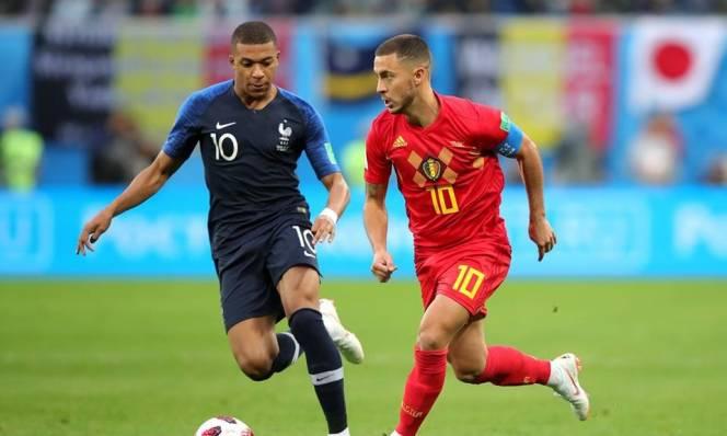 Đánh bại Bỉ 1-0, Pháp lần thứ 3 vào chung kết World Cup