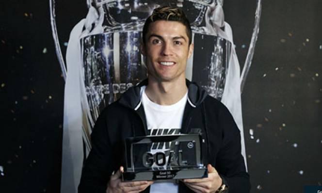 Ronaldo tự tin lấy lại phong độ đỉnh cao trong năm 2018