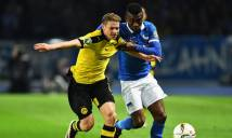 Dortmund vs Hertha Berlin, 02h45 ngày 09/02: Hiểm họa vùng Rurh