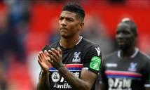 Man City tính gây sốc với sao Crystal Palace