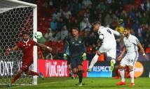 CHÙM ẢNH: Real Madrid vỡ òa trong trận đấu ngược dòng kịch tính