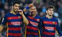 Barca giữ chân thành công Luis Suarez
