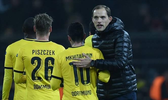 Dortmund: Chờ phép màu từ Tuchel