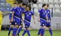 Nhận định Estonia vs Cyprus 23h00, 03/09 (Vòng loại World Cup 2018 khu vực Châu Âu)