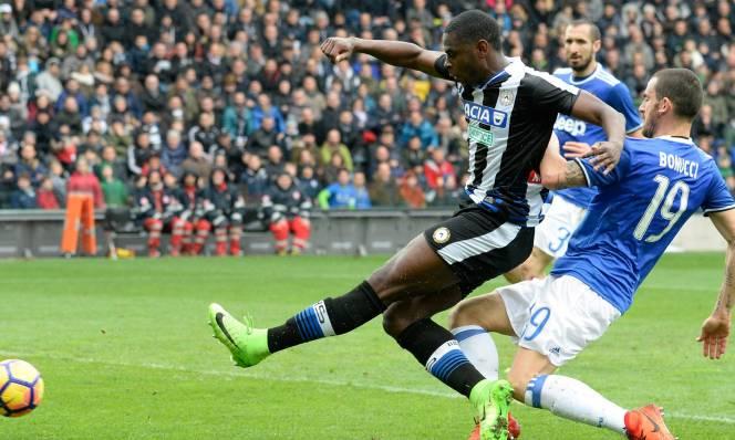Udinese-Juventus:
