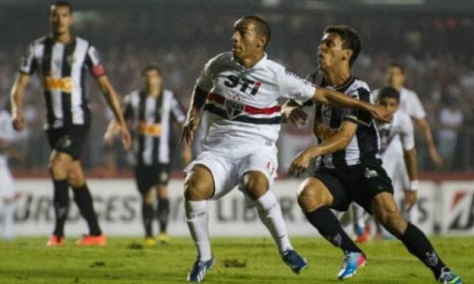 Sao Paulo vs Atletico Mineiro, 07h45 ngày 12/05: Sân nhà không là điểm tựa