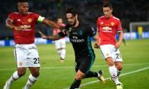 Man Utd lại đại chiến Man City vì ngôi sao 87 triệu bảng của Real