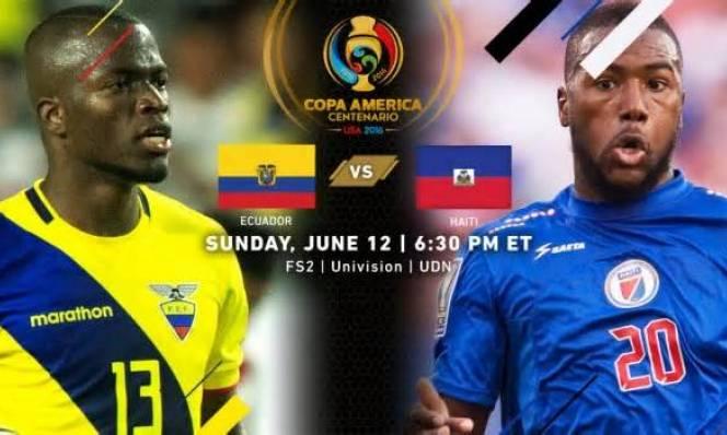 Ecuador vs Haiti, 05h30 ngày 13/6: Thắng đậm để đi tiếp